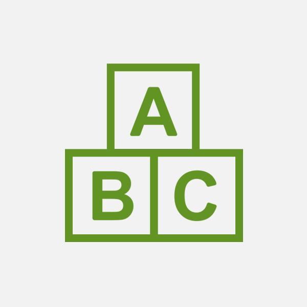 ikona abc
